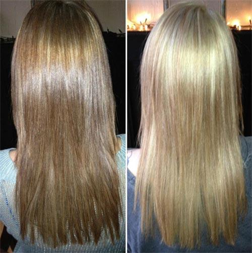 ¿Cómo Aclarar Rápidamente el cabello con canela? Mira las